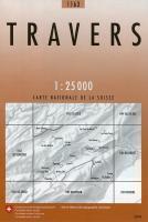 Travers - Couverture - Format classique