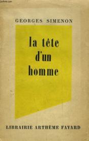 La Tete D'Un Homme. - Couverture - Format classique