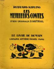 Les Meilleurs Contes. 27 Bois Originaux D'Antral. Le Livre De Demain N° 198. - Couverture - Format classique