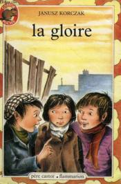 La Gloire. Collection Castor Poche N°4 - Couverture - Format classique