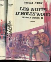 Norma Desir - Les Nuits De Deauville - Tome 1 - Les Nuits D'Hollywood Tome 2 - Couverture - Format classique