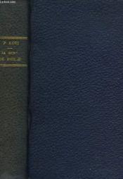 La Mort De Philae - Couverture - Format classique