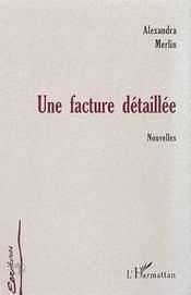 Une Facture Detaillee - Intérieur - Format classique