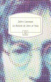 La ballade de John et Yoko - Intérieur - Format classique