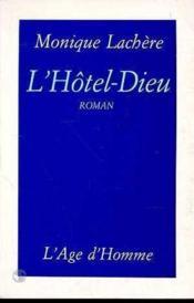 Hotel Dieu - Couverture - Format classique
