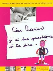 Cher President - Intérieur - Format classique