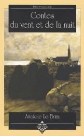 Contes du vent et de la nuit - Couverture - Format classique