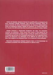 Claude françois, l'idole éternelle - 4ème de couverture - Format classique