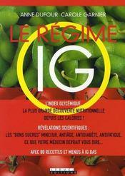 Le regime ig - Intérieur - Format classique