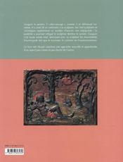 Gauguin sculpteur - 4ème de couverture - Format classique