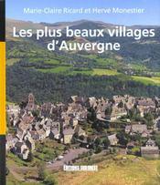 Aed Les Plus Beaux Villages D'Auvergne - Intérieur - Format classique