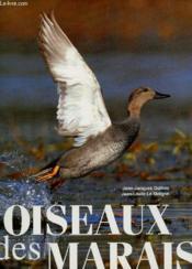 Oiseaux des marais - Couverture - Format classique