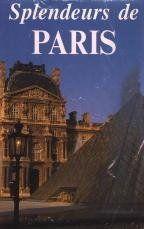 Splendeurs de paris - Couverture - Format classique