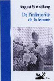 De l'inferiorite de la femme - Intérieur - Format classique