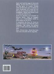Monster motel - 4ème de couverture - Format classique