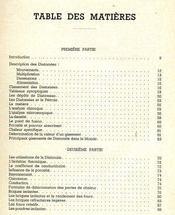 La diatomite (Kieselgur) - Intérieur - Format classique