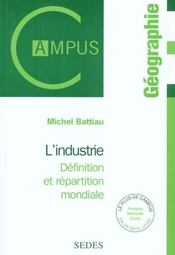 Vente  L'Industrie  - Battiau