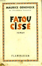 Fatou Cisse. - Couverture - Format classique