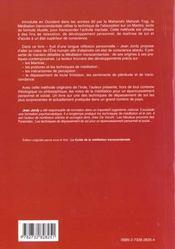 A La Recherche Du Sens Et De La Vie - 4ème de couverture - Format classique