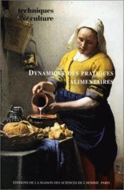 Revue Techniques Et Cultures N.31/32 ; Dynamique Des Pratiques Alimentaires - Couverture - Format classique