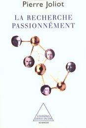 Recherche passionnement - Intérieur - Format classique