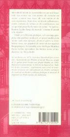 Vsevolod Meyerhold Mettre En Scene - 4ème de couverture - Format classique
