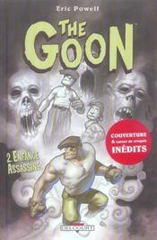 The goon t.2 ; enfance assassinée - Intérieur - Format classique