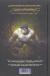 The goon t.2 ; enfance assassinée - 4ème de couverture - Format classique