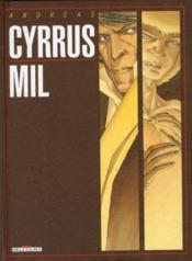 Cyrrus-mil t.1 - Couverture - Format classique