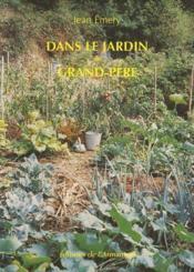 Dans le jardin de grand-père - Couverture - Format classique