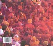 Inde (L') - 4ème de couverture - Format classique