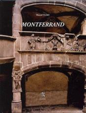 Montferrand - Couverture - Format classique