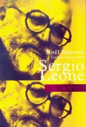 Conversations avec Sergio Leone - Couverture - Format classique