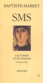 L'Automne D'Une Passion - Couverture - Format classique