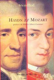 Haydn Et Mozart - Intérieur - Format classique