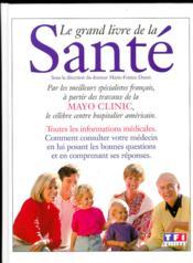 Le Grand Livre De La Sante - Couverture - Format classique