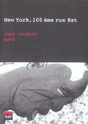 New York, 100eme Rue Est - Intérieur - Format classique