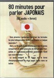 80 minutes pour parler japonais - Intérieur - Format classique
