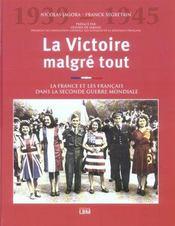 La Victoire Malgre Tout - Intérieur - Format classique