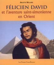 Felicien David - Livre - Couverture - Format classique