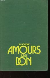 Amours Sur Le Don - Couverture - Format classique