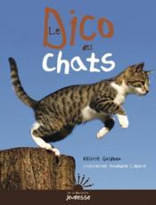 Le dico des chats - Couverture - Format classique