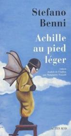 Achille Au Pied Leger - Couverture - Format classique