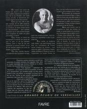 Picasso Et Le Cheval - 4ème de couverture - Format classique