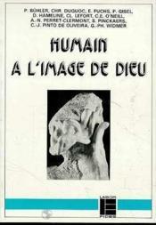 Humain A L'Image De Dieu - Couverture - Format classique