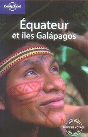 Équateur et les îles galapagos - Intérieur - Format classique