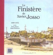 Finistere De Xavier Josso (Le) - Intérieur - Format classique