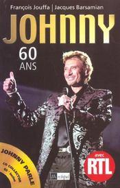 Johnny 60 Ans - Intérieur - Format classique