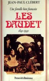 Les Daudet - Couverture - Format classique