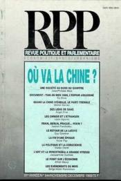 Rpp N°944 Nov/Dec 1989 - Couverture - Format classique